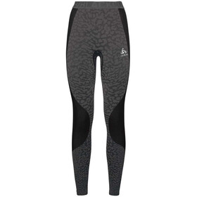 Odlo Blackcomb Pants Women black/odlo steel grey/silver